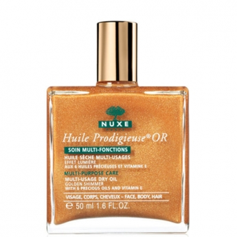 Nuxe Huile Prodigieuse OR Muli-purpose dry oil