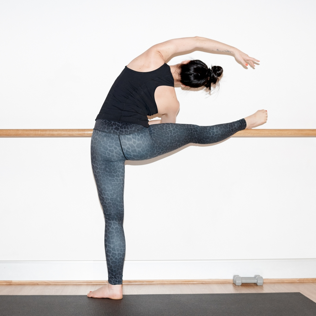 Get A Ballet Body Without Leaving The House