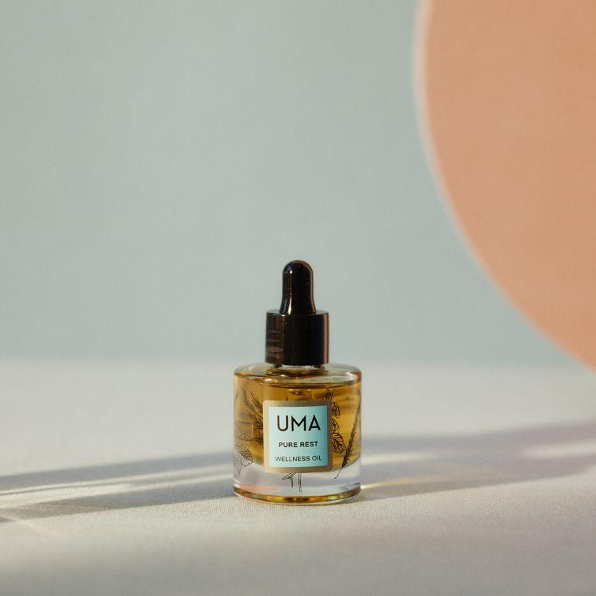 The Beauty Sleep Awards: UMA Pure Rest Wellness Oil