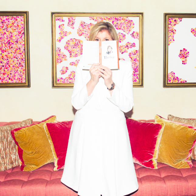 Arianna Huffington Is Optimistic About Society's Relationship With Sleep