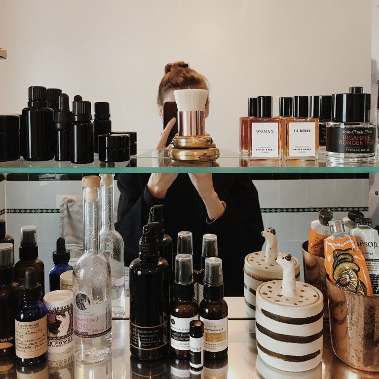 This Therapeutic Perfumer Can Eat (Most Of) Her Beauty Products